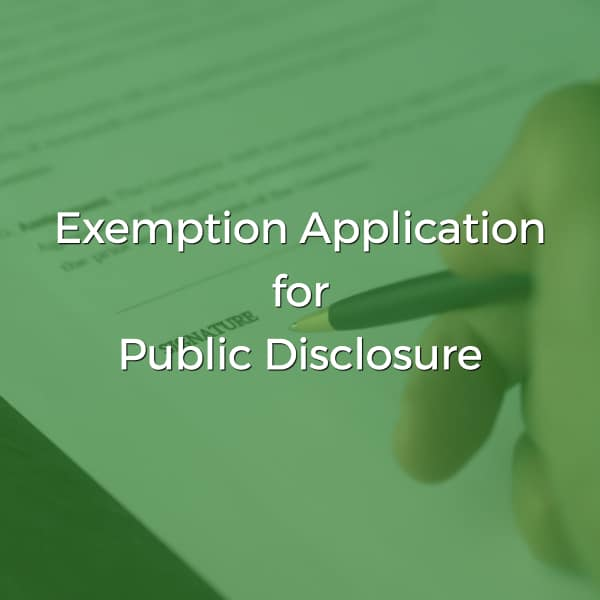 Exemption-Application-Product-Image